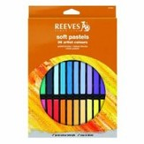 SET 24 PASTELES SUAVES REEVES